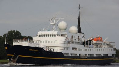 Photo of MV Serenissima – Past and Present