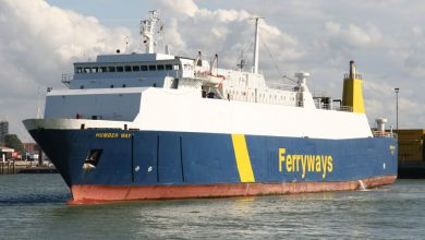 Photo of MV Humber Way – Past and Present