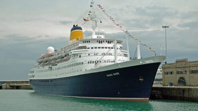 Photo of MV Saga Rose – Past and Present
