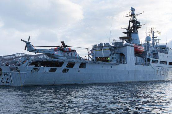 © Norwegian Coastguard