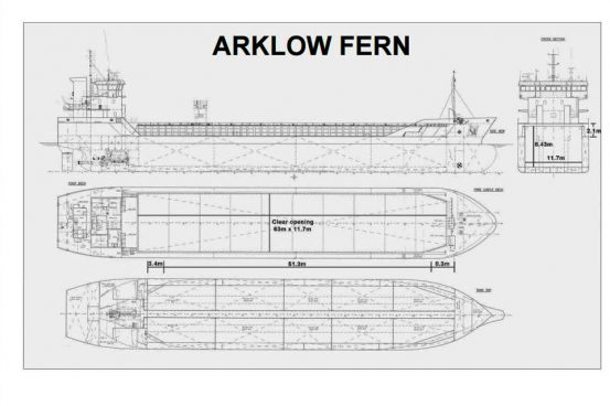© Arklow Shipping
