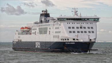 Photo of MV Côte Des Flandres – Past and Present