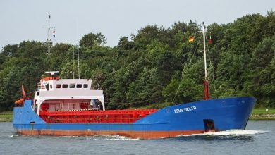 Photo of MV Eems Delta – Past and Present