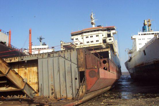 Ship Breaking