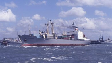 Photo of MV Petrodvorets – Cargo from the Past