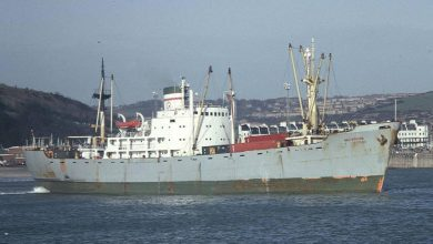 Photo of MV Beiteddine – Cargo from the Past