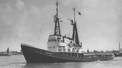 Photo of MV Heros (3) – Salvage Tug