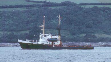 Photo of MV Baltic – Salvage Tug