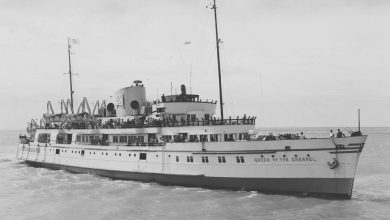Photo of Mv Queen of the Channel (II) – Past and Present