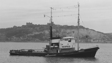 Photo of MV Hermes (IV) – Salvage Tug