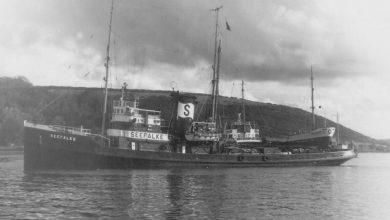 Photo of MV Seefalke (I) – Salvage Tug