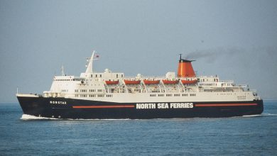 Photo of MV Norstar – Past and Present