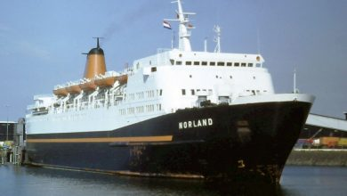 Photo of MV Norland – Past and Present