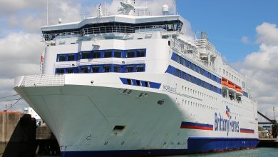 Photo of MV Normandie – Past and Present