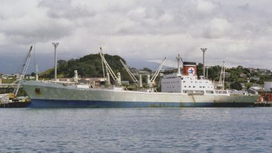 Photo of MV Afric Star (II) – Cargo from the Past