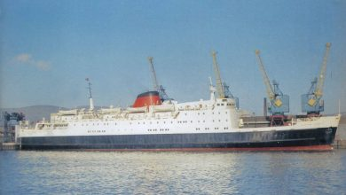 Photo of MV Ulster Prince – Past and Present