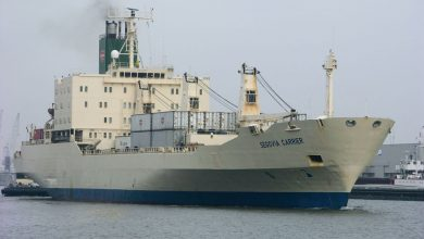 Photo of MV Segovia Carrier – Cargo from the Past