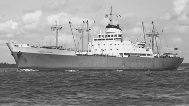 Photo of MV Balmoral Universal – Cargo from the Past