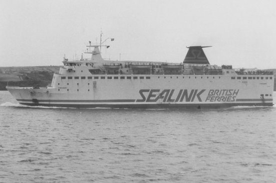 © Sealink (picture.library@sciencemuseum.ac.uk)