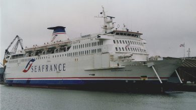 Photo of MV Seafrance Monet – Past and Present