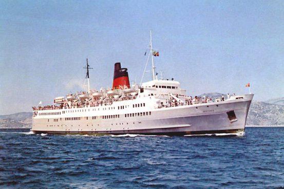 Libra Maritime Postcard