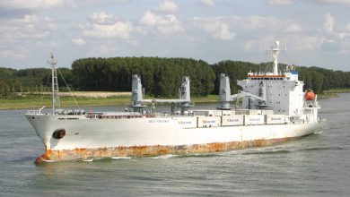 Photo of MV Baltic Performer – Past and Present