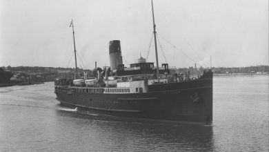Photo of TS St Julien – Past and Present
