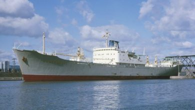 Photo of MV Australic – Cargo from the Past