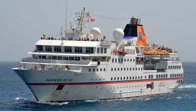 Photo of MV Hanseatic – Past and Present