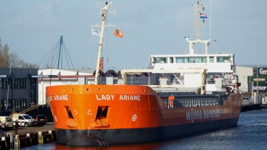 Photo of MV Lady Ariane – Past and Present