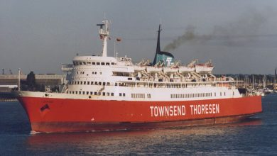 Photo of MV Leopard – Past and Present