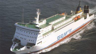 Photo of MV Stena Traveller (1992) – Past and Present
