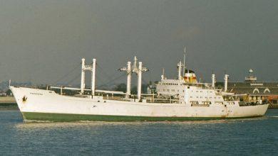 Photo of MV Pasadena – Cargo from the Past