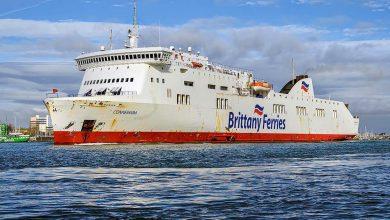 Photo of MV Connemara – Past and Present