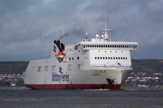© Tony Weaver (Brittany Ferries Ships, Enthusiasts and Crew)