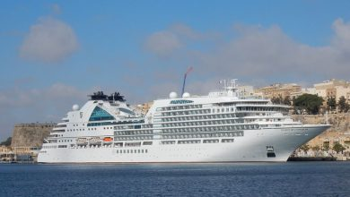 Photo of MV Seabourn Ovation – Past and Present