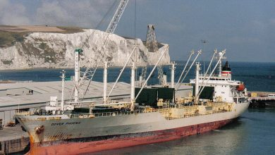 Photo of MV Dover Phoenix – Cargo from the Past