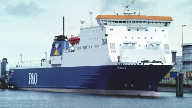 Photo of MV Norbank – Past and Present