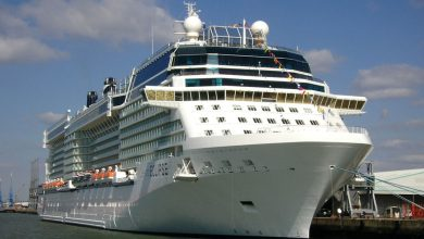 Photo of MV Celebrity Eclipse – Past and Present