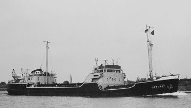Photo of MV Cowdray – Cargo from the Past