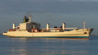 Photo of MV Algeciras Carrier – Cargo from the Past