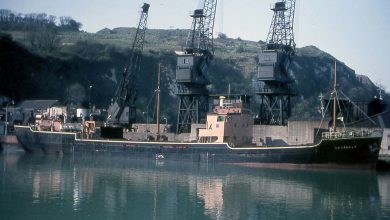 Photo of MV Ardingly – Cargo from the Past