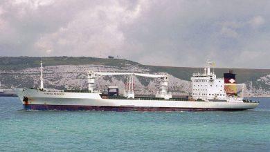 Photo of MV Tundra Princess – Cargo from the Past