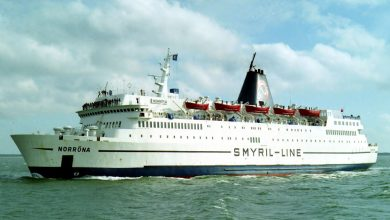 Photo of MV Norrona – Past and Present