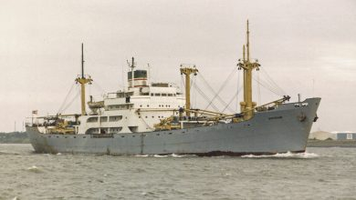 Photo of MV Arcadian – Cargo from the Past