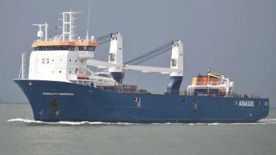 Photo of MV Eemslift Hendrika – Past and Present