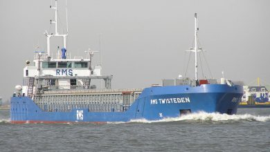 Photo of MV RMS Twisteden – Past and Present