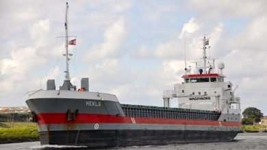 Photo of MV Hekla – Past and Present