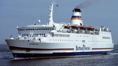 Photo of MV Quiberon – Past and Present