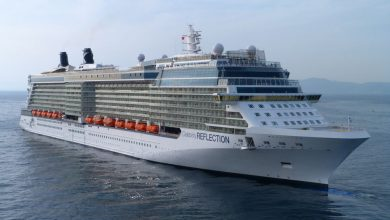 Photo of MV Celebrity Reflection – Past and Present